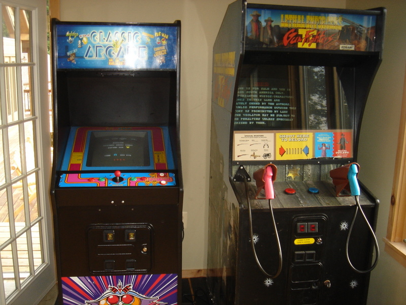 Classic Arcade & Lethal Enforcers II